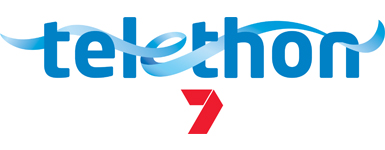 Channel 7 Telethon logo